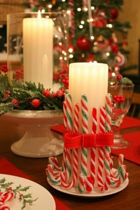 amazing-christmas-candles-and-decorations-with-them-7